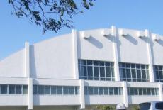 高校体育館外壁塗装
