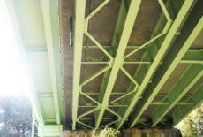 大迫橋塗装