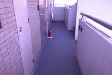 マンション廊下・階段防水工事
