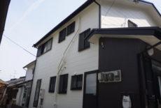 戸建住宅塗装工事