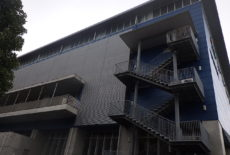開陽高等学校塗装補修