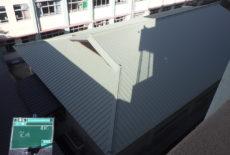 緑丘中学校柔剣道外壁改修工事