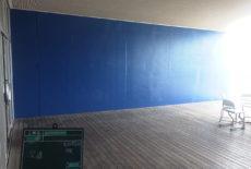 開陽高校塗装補修