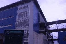 開陽高校外壁改修工事